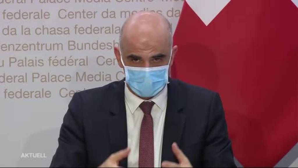 FDP-Grossrat Schoop fordert Bersets Rücktritt