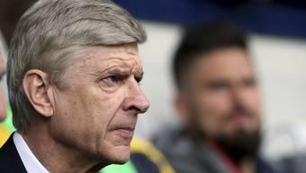 Arsenals Trainer Arsène Wenger hat genug Gründe, um sich Sorgen zu machen.