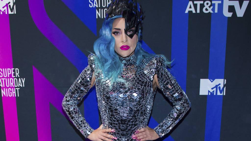 «Stupid Love»: US-Musikerin und Schauspielerin Lady Gaga veröffentlicht am Freitag eine neue Single.