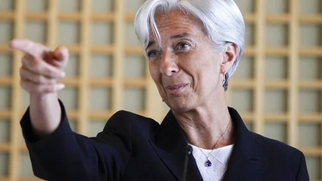 Auf Stimmenfang: IWF-Chef-Kandidatin Christine Lagarde (Archiv)
