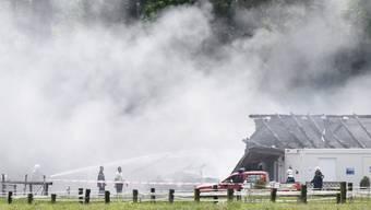 Brände in der Region Avenches
