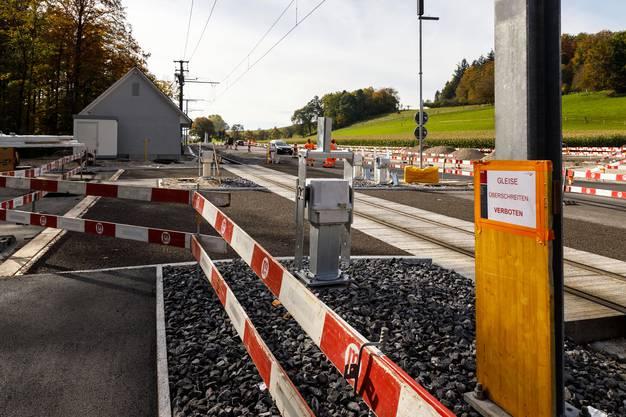 Hinterriedholz: Aare Seeland mobil AG und Kanton sanieren gemeinsam den Verkehrsknoten.