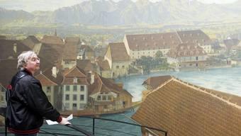 Faszinierender Anblick: Das Thun-Panorama (Archiv)