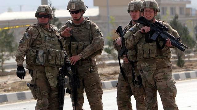 US-Soldaten kämpfen gegen die Taliban in Afghanistan (Archiv)