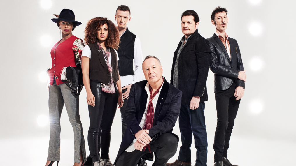 Simple Minds - rocke mit der Band das Hallenstadion!
