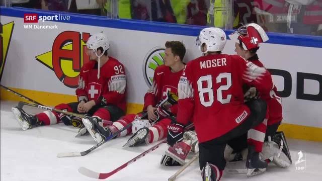 Schweizer Nati vergibt im Penaltyschiessen Weltmeistertitel