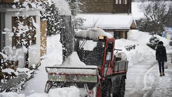 Bucher-Maschinen etwa zur Schneeräumung waren im letzten Winter stark gefragt (Symbolbild)