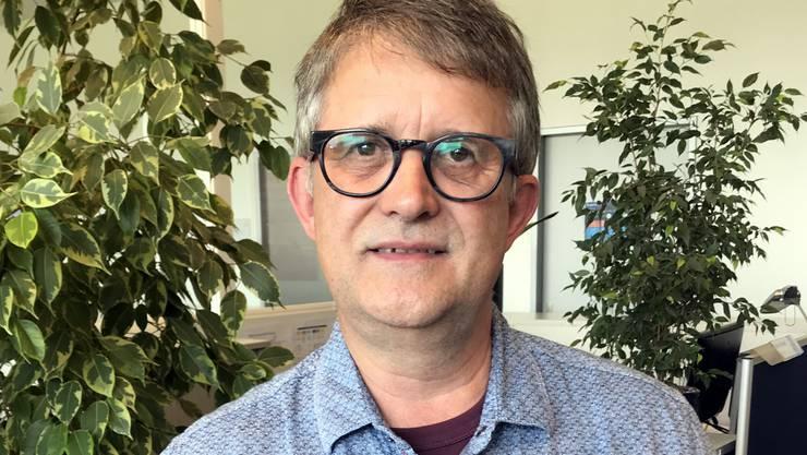 Christian Giger (FDP) neu im Wahlbüro Niederrohrdorf