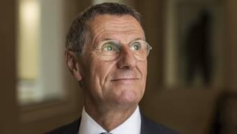 Wechsel an der Valiant-Spitze: Verwaltungsratspräsident Jürg Bucher wird auf die Generalversammlung 2020 zurücktreten. (Archiv)
