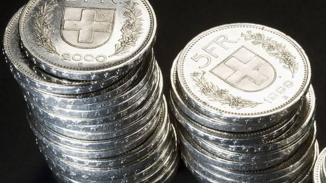 Im Kanton gilt es nicht nur 5-Fränkler zu sparen.