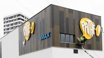 Die Kinokette Pathé hält ihr neuestes Kino in Spreitenbach AG zurzeit geschlossen. Die Nachfrage ist zu tief.