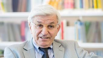 «Wir müssen davon ausgehen, dass die Bedürfnisse der Leute unbegrenzt sind»: Josef Marbacher