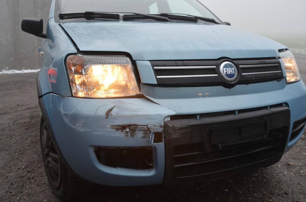 Auf der Umfahrungsstrasse Trogen sind gleich drei Unfälle passiert.