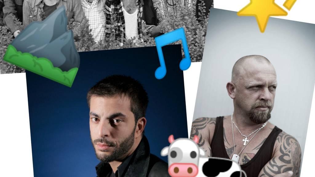 Erkennst du diese Schweizer Hits anhand von Emojis?