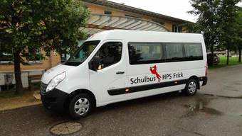 Der neue Schulbus in Frick