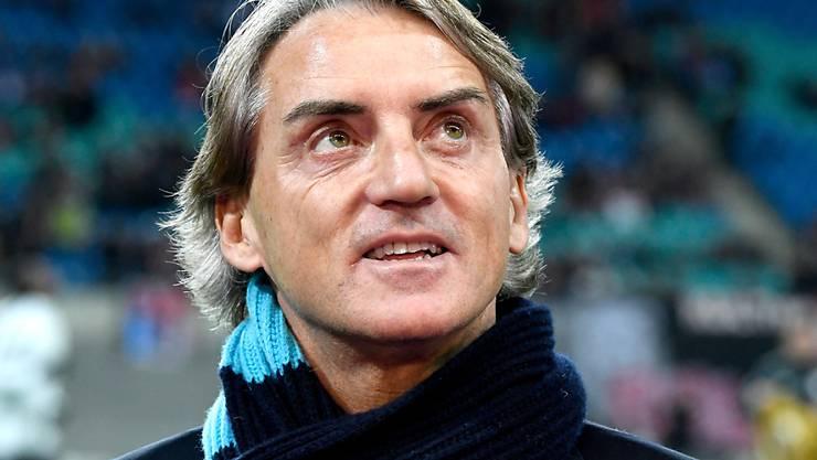 Roberto Mancini kann nach seiner Vertragsauflösung in St. Petersburg den Posten als italienischer Nationalcoach übernehmen