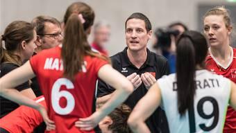 Der frühere Frauen-Nationaltrainer Timo Lippuner übernimmt im Sommer den BTV Aarau.