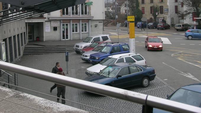 Der Vorfall fand auf dem Obertorplatz statt. (Archivbild)