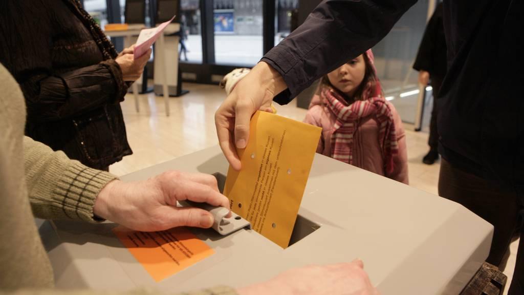 Tiefe Wahlbeteiligung: «Das Coronavirus beschäftigt mehr als die Wahlen»