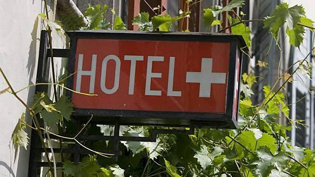 Mehr Übernachtungen in der Schweiz