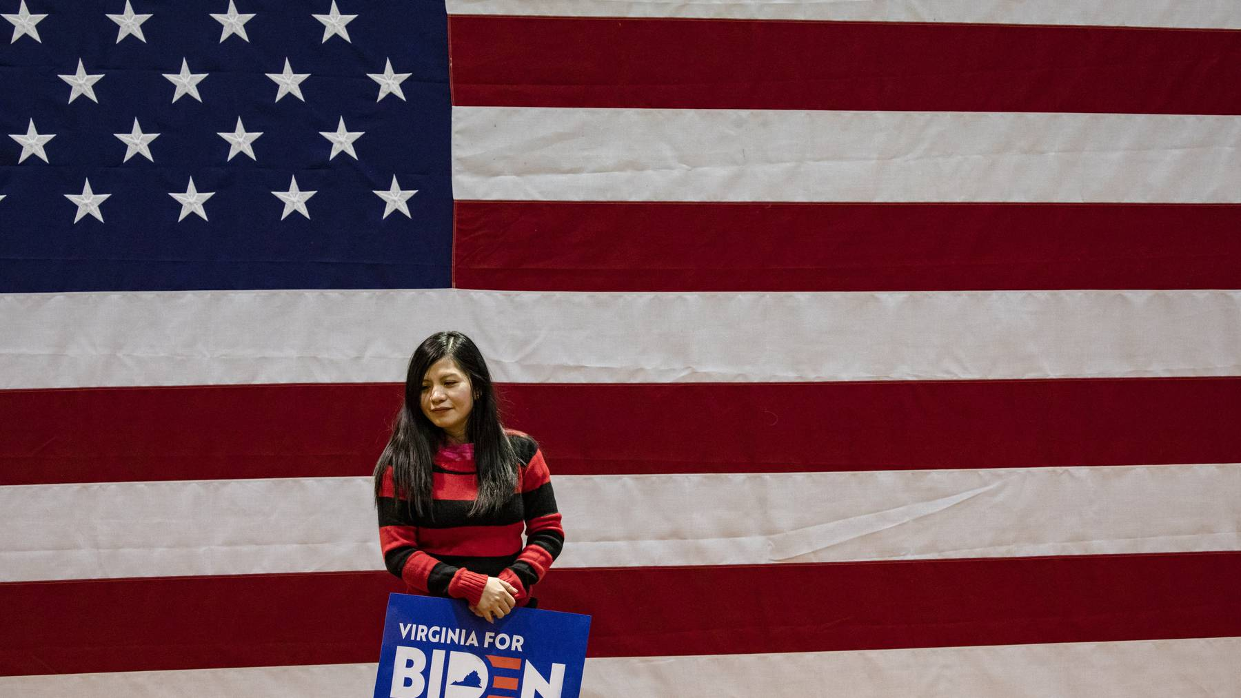 Joe Biden ist der wiederauferstandene Kandidat der Demokraten. Er wirkt bei seinen Auftritten wenig überzeugend. (Bild: Keystone)