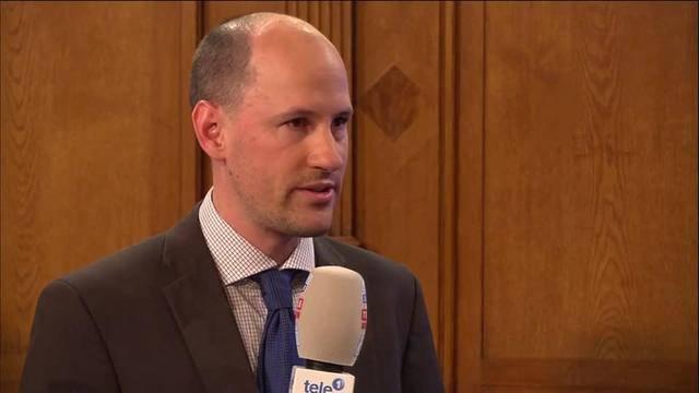 Matthias Steimer: «Heidi Z'graggen hat eine schwierige Ausgangslage»