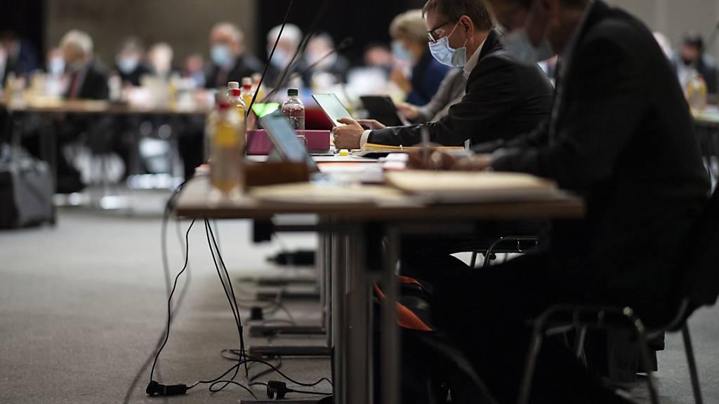 Der St. Galler Kantonsrat muss die im Notrecht bewilligten Hilfen für die Kultur in der Aprilsession nachträglich noch bewilligen. (Archivbild)
