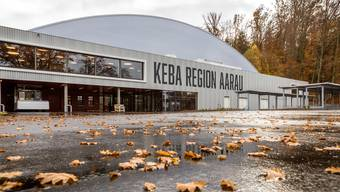 Die Kunsteisbahn Region Aarau (Keba).