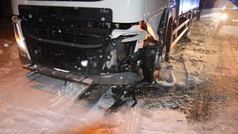 Unfälle Kanton Solothurn (18.12.17)