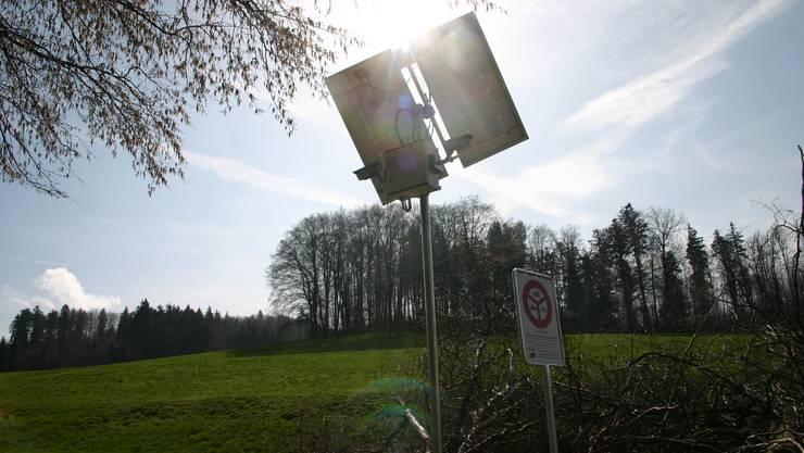 Zwei drittel der Kosten für Kamera und EDV-System übernimmt der Kanton
