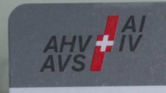Versicherungsausweis von AHV und IV (Archiv)