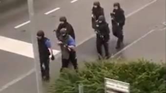 Auf einem Hanf-Plantage in Kölliken wurden am Samstagabend zwischengegen 30 Schussabgefeuert.