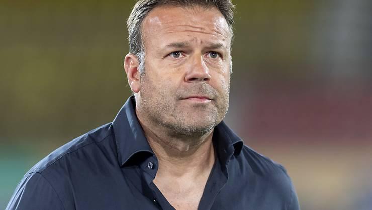 Patrick Rahmen hat den FC Aarau mit 19 Punkten aus sieben Spielen nach vorne gebracht