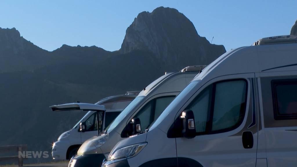 Die Pandemie treibt den Camping-Boom weiter voran