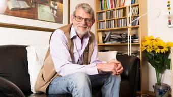 In seiner Praxis in Hedingen empfängt Klaus Schiller-Stutz seine Patienten. Der Psychologe hat bereits zahlreiche Unternehmen bei Mobbingfällen betreut.