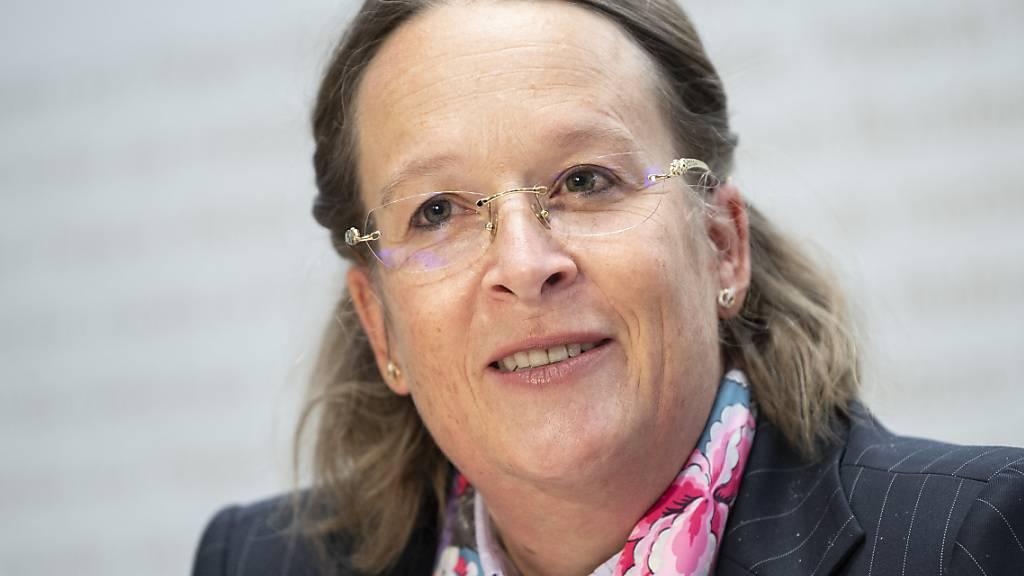 Michaela Schärer leitet neu das Bundesamt für Bevölkerungsschutz