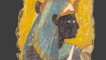 Blumenreich im Antikenmuseum - Wiedergeburt in Pharaonengräbern