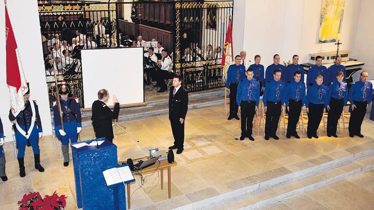 Das Korps der Solothurner Kantonspolizei hat zwölf neue Kolleginnen und Kollegen bekommen.