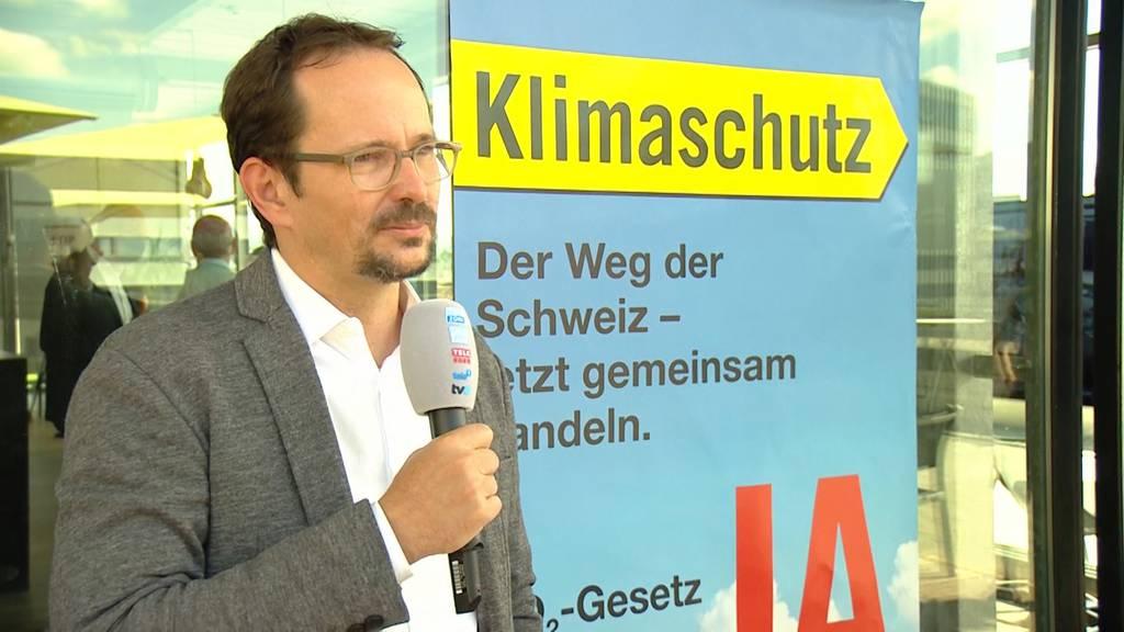 Balthasar Glättli: «Die Landbevölkerung würde vom CO2-Gesetz profitieren»