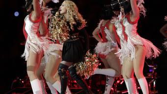 Madonnas Halbzeitshow beim Super Bowl