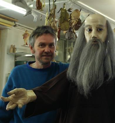 Der Eremit und sein Schöpfer, François Junod.
