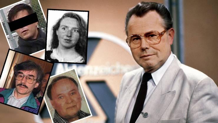 Ein fünfter Beitrag wurde nicht ausgestrahlt: Der Vierfachmörder von Rupperswil Thomas N. konnte davor gefasst werden.