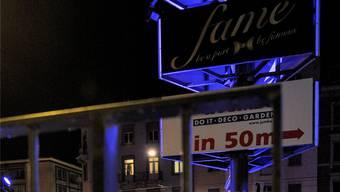 In Basel gibt es immer wieder Schlägereien wegen übertriebenem Alkoholkonsum. Die Disco Fame am Claraplatz war wiederholt in den Schlagzeilen wegen solcher Vorfälle. (Archiv)
