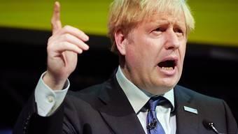 Der britische Regierungschef Boris Johnson gibt sich am Samstag optimistisch für ein Brexit-Abkommen mit der EU. (Archivbild)