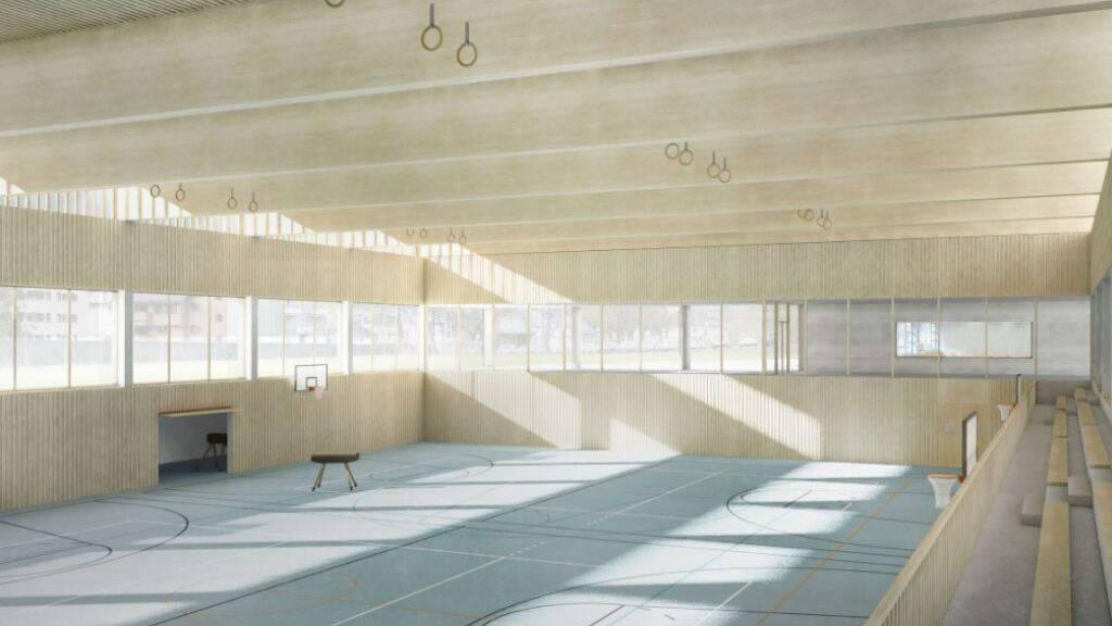 Luzerner Architekten sollen neue Engelberger Sporthalle bauen