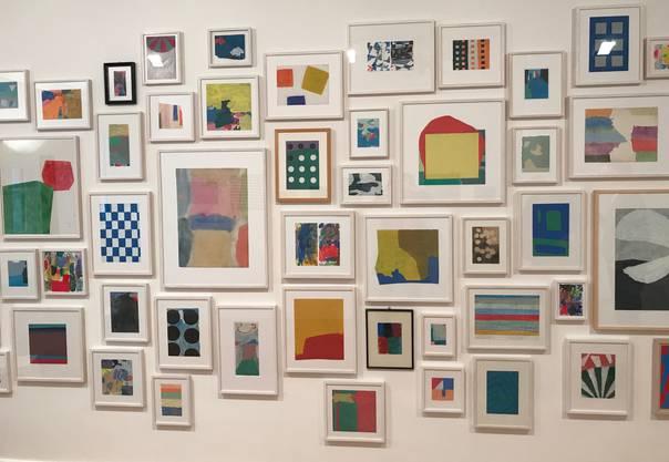 Roman Candio in der Galerie Abbühl