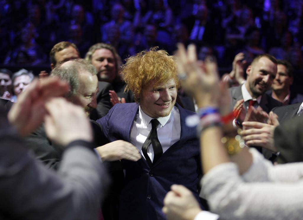 Ed Sheeran - Musikalischer Rotschopf (© ky)