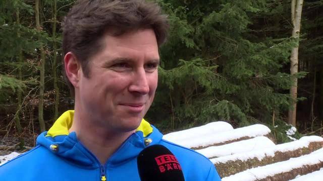 Lars Guggisberg vor der Entscheidung