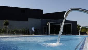 Der Wellness Pool im Sportzentrum Zuchwil. (Archiv)