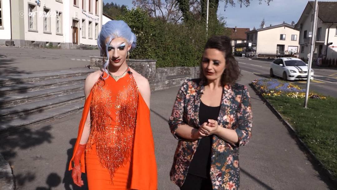 «Uf Bsuech» bei Miss Paprika